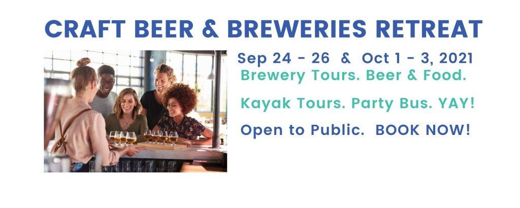 Craft Beer Retreat Canalside Inn