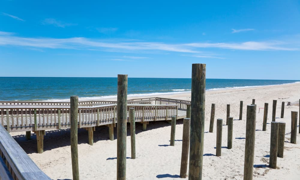 a stop at cape henlopen while at the rehoboth marathon
