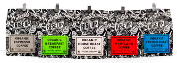 rise up coffee bags rehoboth beach delaware
