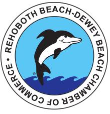 rehoboth beach - dewey beach chamber of commerce logo